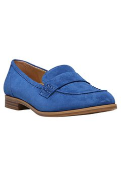 Veronica Loafers by Naturalizer®, BLUE, hi-res