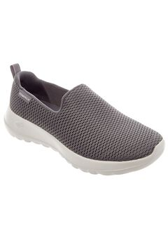GOwalk Joy Sneakers by Skechers®, GREY MEDIUM, hi-res