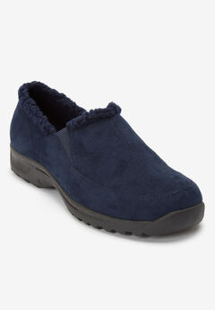 The Dandie Clog by Comfortview®, NAVY
