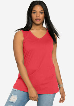 V-Neck Ultimate Tank,