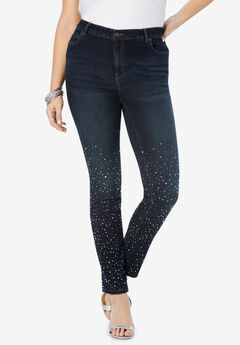 Glam Jean with Invisible Stretch®,