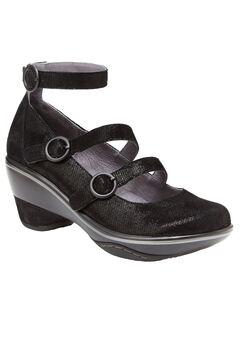 Penelope Dress Shoes by Jambu®, BLACK SHIMMER, hi-res