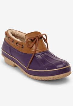 The Storm All-Weather Shoe by Comfortview®, RICH VIOLET
