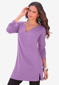 Y-Neck Ultimate Tunic,