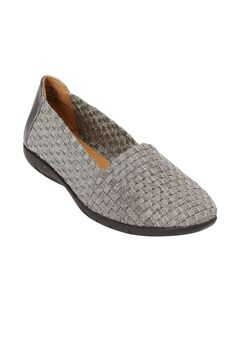 The Bethany Flat by Comfortview®, PEWTER
