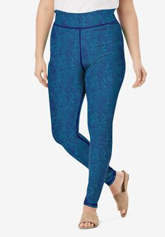 Ankle-Length Performance Legging,