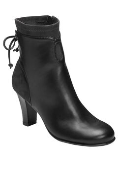 Leading Role Booties by A2 by Aerosoles®, BLACK COMBO, hi-res