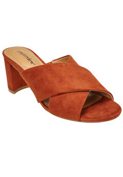 Rioux Mules by Comfortview®, COPPER