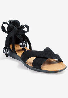 The Beckett Sandal by Comfortview®,