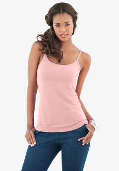 Bra Cami with Adjustable Straps,