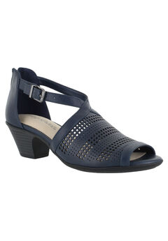 Anita Sandals by Easy Street®, NAVY, hi-res