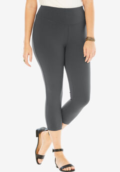 Control Cropped Leggings,