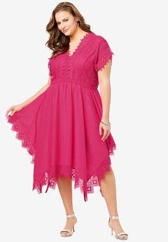 Lovely Lace Dress,