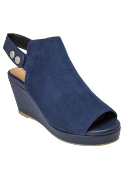 Collins Sandals by Comfortview®, NAVY, hi-res