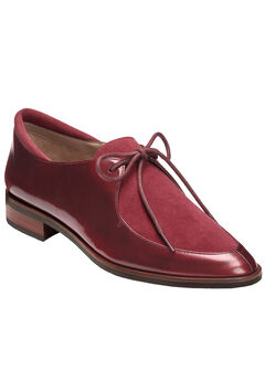 East Village Flats by Aerosoles®, WINE LEATHER, hi-res