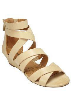 Lenci Sandals by Comfortview®, BONE, hi-res