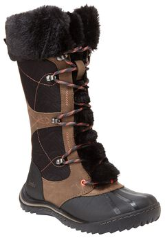 Broadway Waterproof Wide Calf Boots by Jambu®, BLACK, hi-res