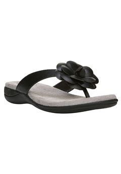 Elita Sandals by LifeStride, BLACK, hi-res