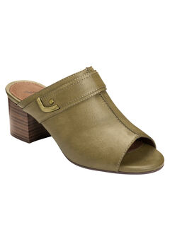 Mid West Mules by A2 Aerosoles®, GREEN