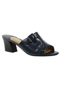 Maribeth Slide by J.Renee®, NAVY, hi-res