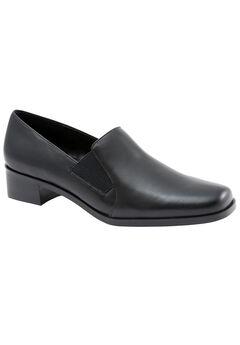Ash Dress Shoes by Trotters®, BLACK, hi-res