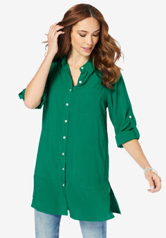 Kelli Big Shirt,