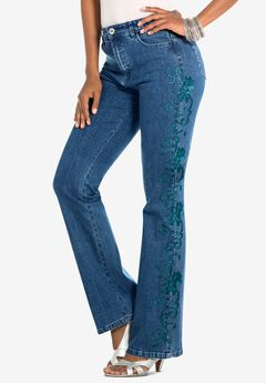 Whitney Jean with Invisible Stretch® by Denim 24/7®,