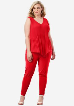 Swing-Top Jumpsuit,
