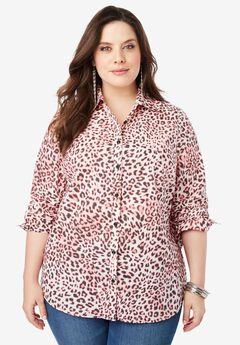 The Kate Shirt, PINK ANIMAL