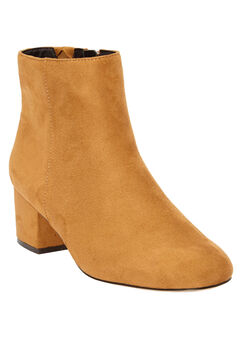 The Sidney Booties by Comfortview®, BROWN MAPLE, hi-res