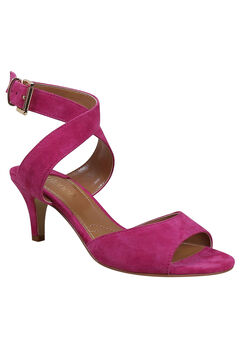 Soncino Sandals by J. Renee®, BRIGHT PINK, hi-res