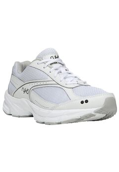 Brisk Walk Sneakers by Ryka®, WHITE SILVER, hi-res