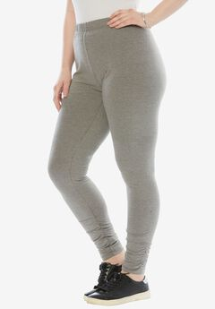 Ruched Leggings,