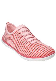 Ariya Sneakers by Comfortview®, PINK PEACH, hi-res