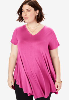 Swing Drape Tunic,