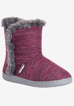 Cheyenne Slipper Bootie by Muk Luks,