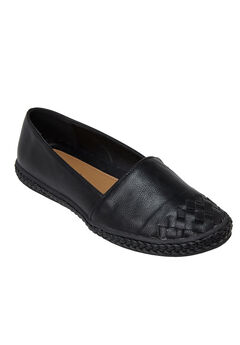 Arielle Flats by Comfortview®, BLACK, hi-res