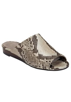 Bitmap Sandals by Aerosoles®, TAUPE SNAKE
