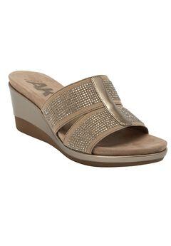 Pallace Wedge Sandals by Anne Klein®,
