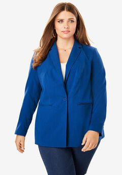 Modern Stretch Blazer,