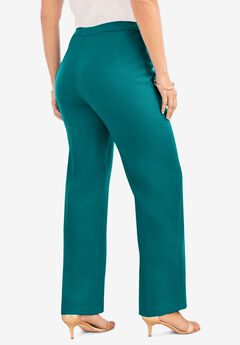 Wide-Leg Bend Over® Pant, TROPICAL TEAL