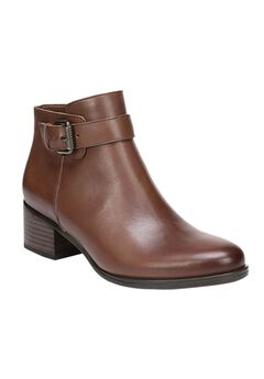 Dora Booties by Naturalizer®, COFFEE BEAN, hi-res