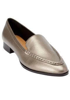 The Anne Flat by Comfortview®, GUNMETAL