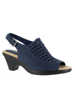 Katerina Sandals by Easy Street®, NAVY, hi-res