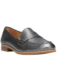 Veronica Loafers by Naturalizer®, SILVER