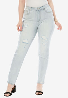 Boyfriend Jeans by Denim 24/7®,