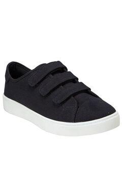 Oakley Sneakers by Comfortview®, BLACK