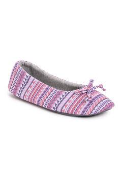 Jolee Jersey Ballerina Slippers,