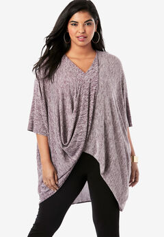 Supersoft Twist Tunic,