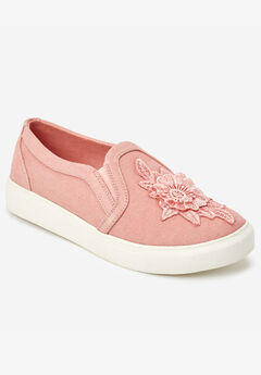 The Skyla Sneaker by Comfortview®, BLUSH